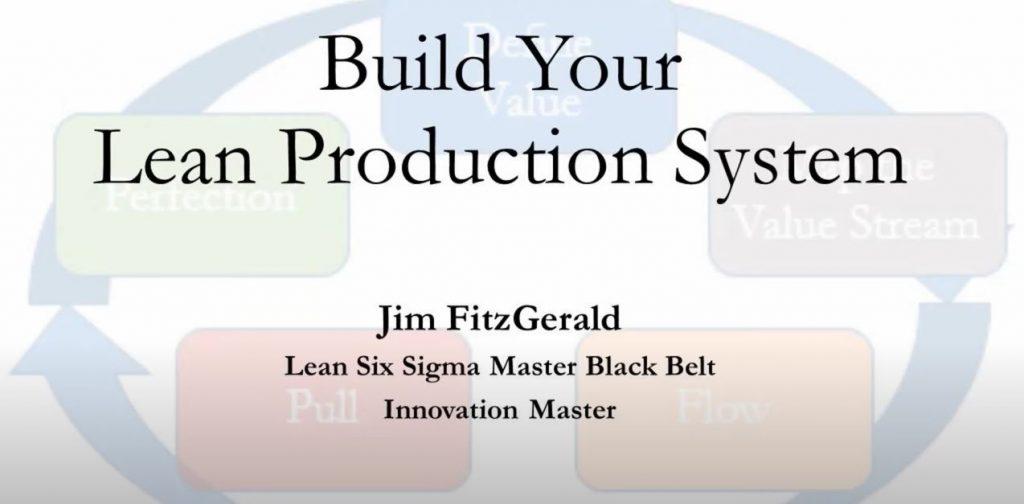 Build Your Lean Production System