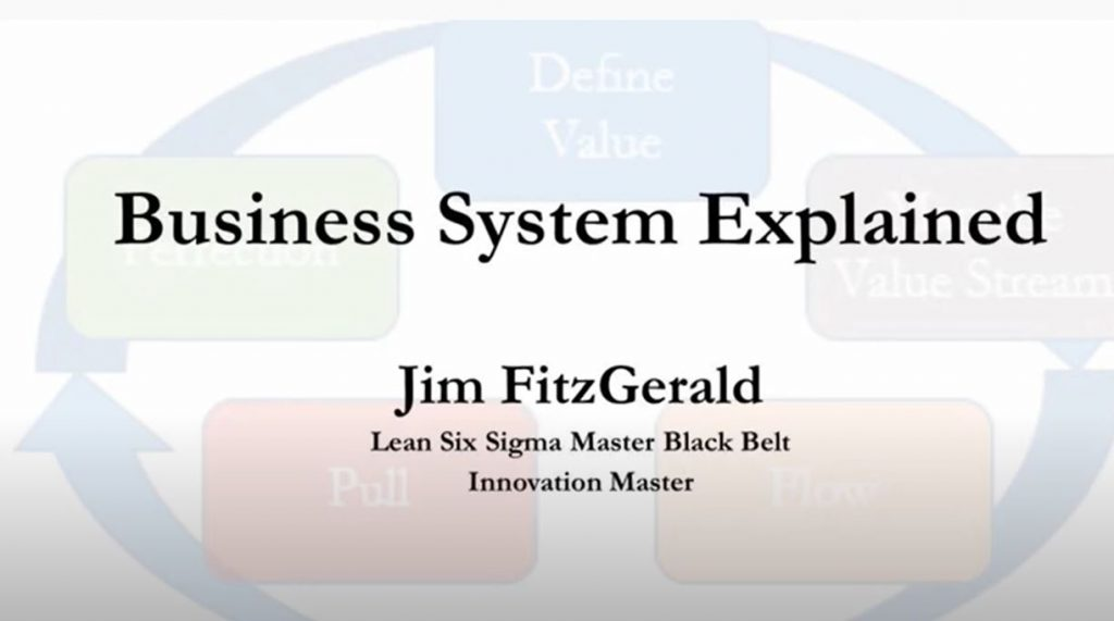Business System Explained