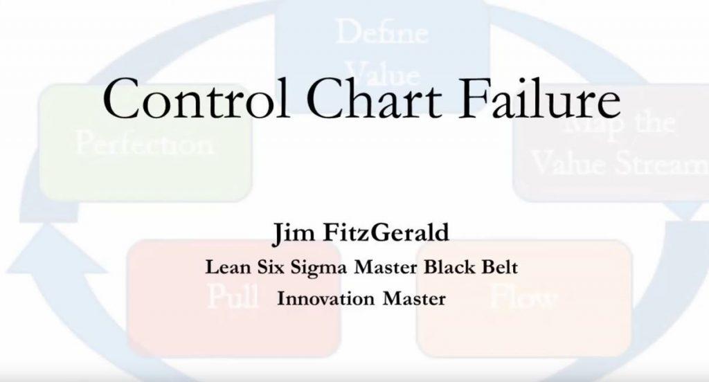 Control Chart Failure