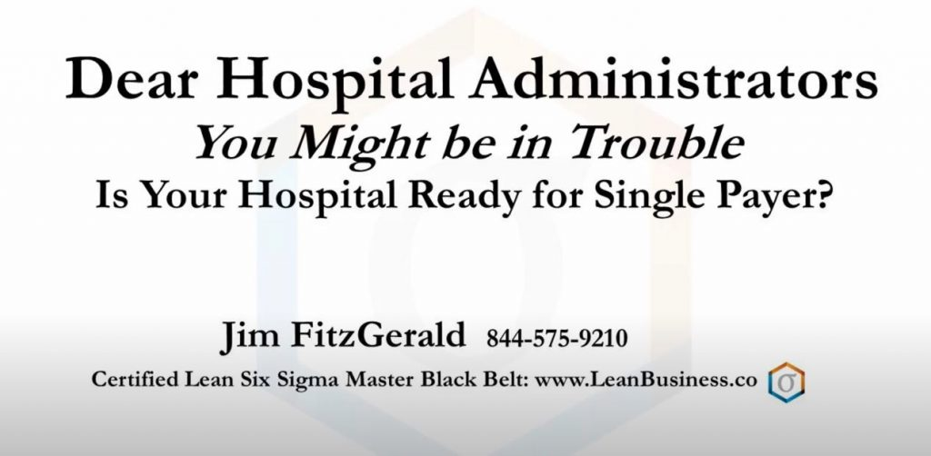 Hospital Administrators Might be in Trouble