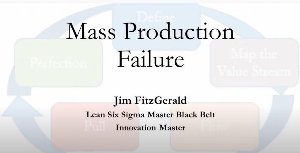 Mass Production Failure