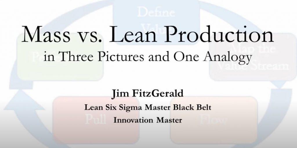 Mass vs Lean Production