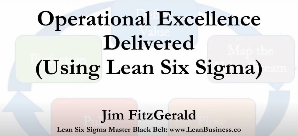 Operational Excellence Delivered