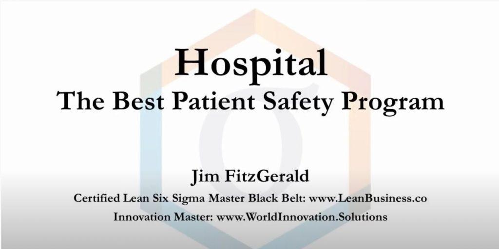 Hospital Patient Safety Program