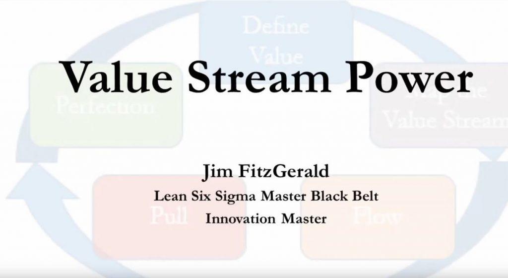 Lean Six Sigma Value Stream